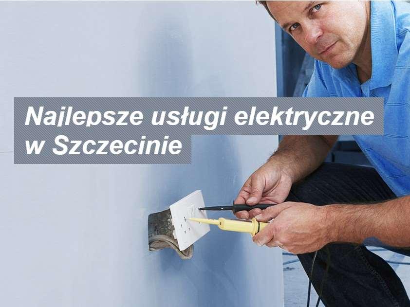 responsywna strona elektryka