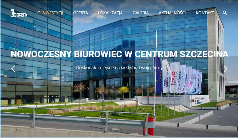 Baltic Business Park Szczecin