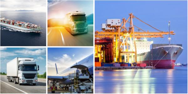 Przykładowa strona firmy logistyczno-transportowej